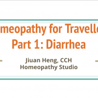 Homeopathy for Travel : Diarrhea remedies